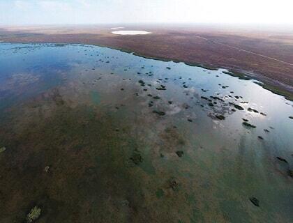 Иргиз-Торгайский резерват