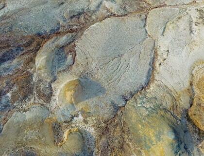 Метеоритный кратер Жаманшин