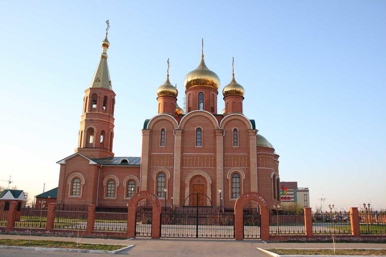 Свя́то-Нико́льский кафедральный собор