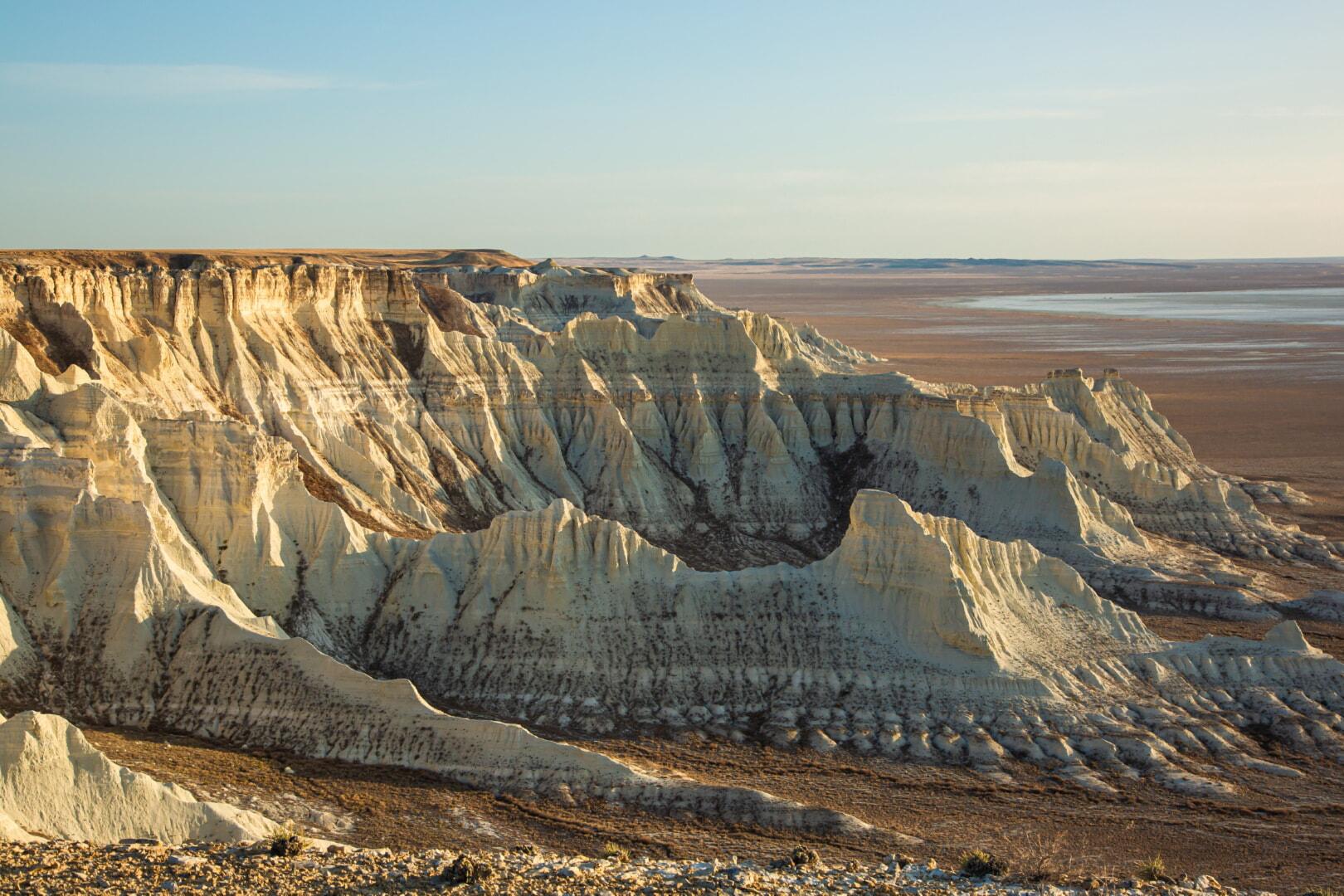 Меловые горы, Южное плато «Актолагай»