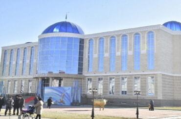 Открылось новое здание областного историко-краеведческого музея
