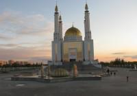 Центральная мечеть Актюбинской области «Нур Гасыр»