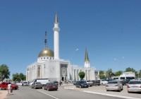 Центральная мечеть города Актобе