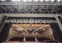 Актюбинская областная филармония им. Г. Жубановой, концертный зал «Онер орталыгы»